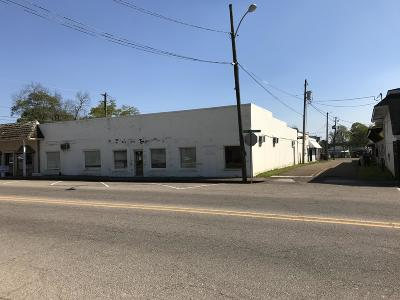 Purvis Commercial For Sale: 105 Shelby Speights