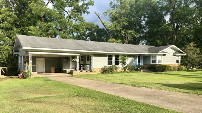 Columbia Single Family Home For Sale: 1422 N Old Hwy 35