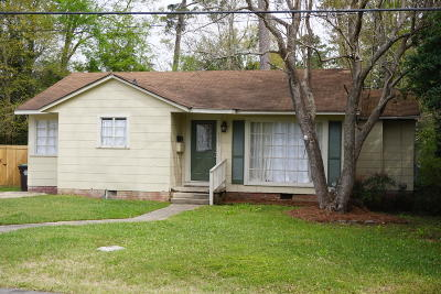 Hattiesburg Single Family Home For Sale: 1809 Brooklane Dr.
