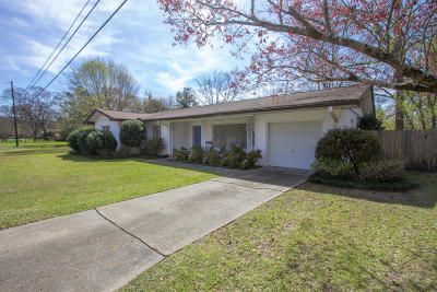 Hattiesburg Single Family Home For Sale: 900 Mamie