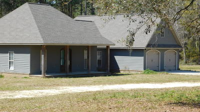 Sumrall Single Family Home For Sale: 51 Old Salt Rd.