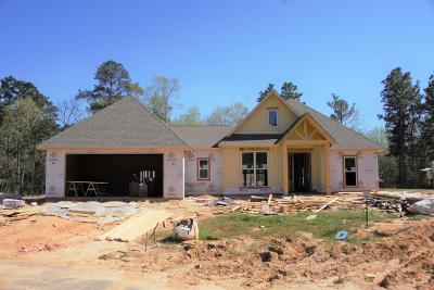 Hattiesburg MS Single Family Home For Sale: $245,000
