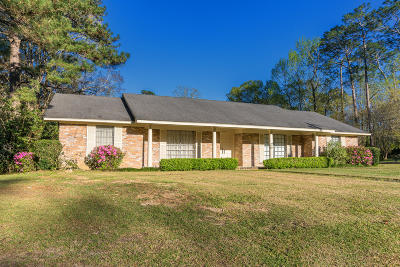 Hattiesburg Single Family Home For Sale: 604 Mackwood Dr.