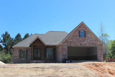 Seminary, Sumrall Single Family Home For Sale: 8 Fall Branch Dr.