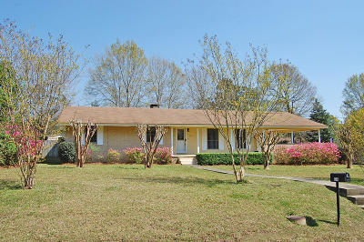 Hattiesburg Single Family Home For Sale: 1216 Windsor Dr.