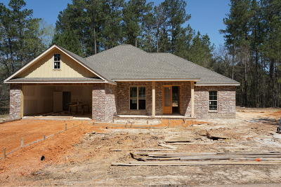 Hattiesburg MS Single Family Home For Sale: $234,000