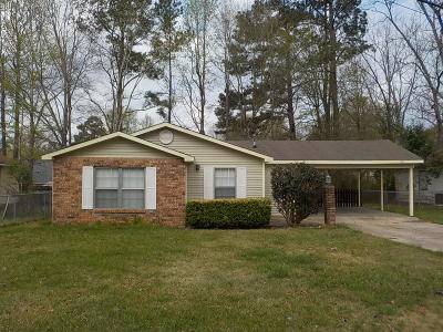 Hattiesburg MS Single Family Home For Sale: $79,900