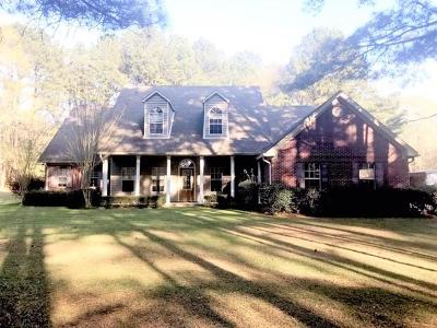 Mendenhall Single Family Home For Sale: 2689 Highway 541 North