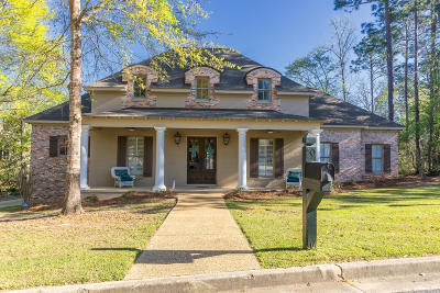 Single Family Home For Sale: 50 Millikens Bend
