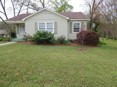 Hattiesburg Single Family Home For Sale: 200 Kimball Ave.