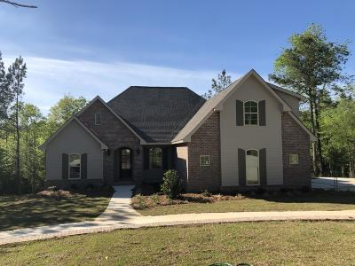Petal Single Family Home For Sale: 95 Briarwood Loop
