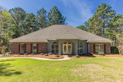 Petal Single Family Home For Sale: 106 Springwood Dr.