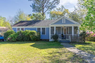 Hattiesburg Single Family Home For Sale: 201 N 20th Ave.