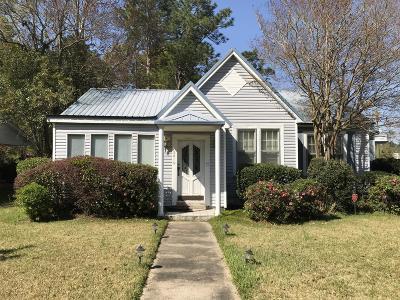 Hattiesburg Single Family Home For Sale: 2019 McInnis St.