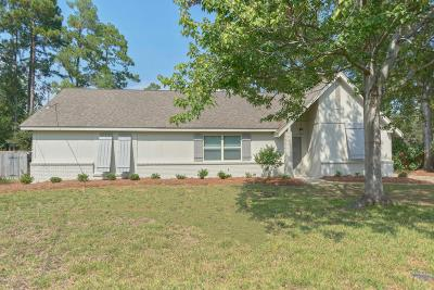 Hattiesburg Single Family Home For Sale: 3103 Prince George