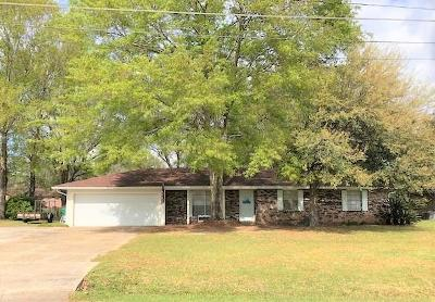 Petal Single Family Home For Sale: 102 Rainbow Cir.