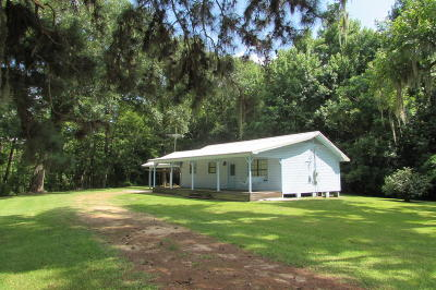 Columbia Single Family Home For Sale: 341 Old Foxworth Rd.