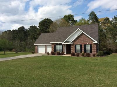 Petal, Purvis Single Family Home For Sale: 258 Mitchell Rd.