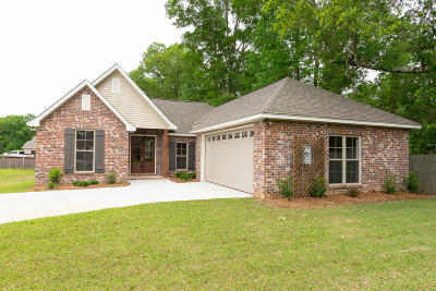 Petal Single Family Home For Sale: 26 Fieldpointe