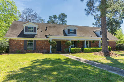 Hattiesburg Single Family Home For Sale: 3008 Jamestown Rd.