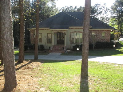 Hattiesburg Single Family Home For Sale: 14 Bedford Forrest Ln.