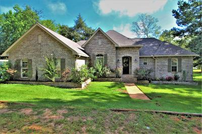 Hattiesburg Single Family Home For Sale: 4 Blue Moon Dr.