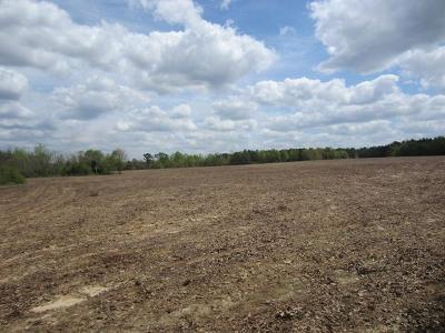 Seminary, Sumrall Residential Lots & Land For Sale: Broome (20 +/- Ac) Rd.