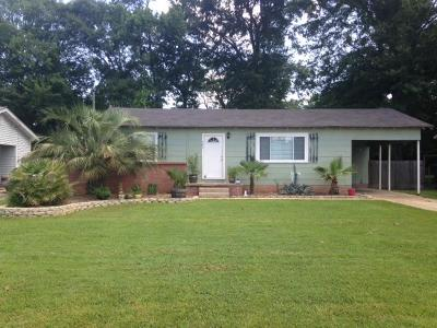 Hattiesburg Single Family Home For Sale: 303 Dearborne St.