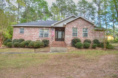 Hattiesburg Single Family Home For Sale: 128 Dogwood