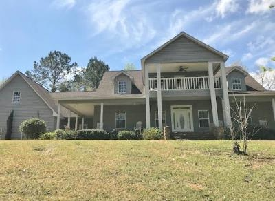 Seminary, Sumrall Single Family Home For Sale: 167 Rutland Rd.