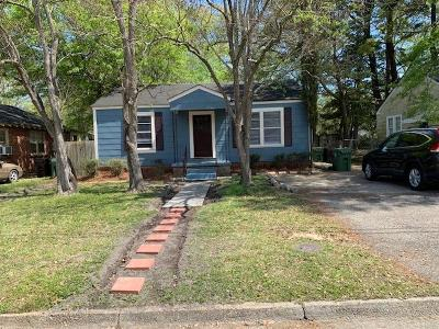 Hattiesburg Single Family Home For Sale: 420 S 12th Ave.