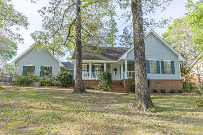 Hattiesburg Single Family Home For Sale: 25 Sunny Meadows Dr.