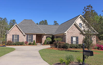 Hattiesburg Single Family Home For Sale: 115 Wedgewood Trace