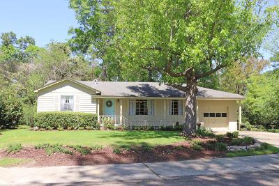 Hattiesburg Single Family Home For Sale: 2023 Ridgeway Ln.