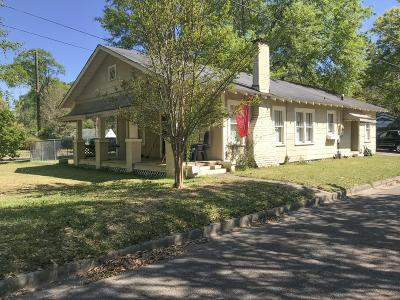 Hattiesburg Single Family Home For Sale: 308 S 10th Ave.