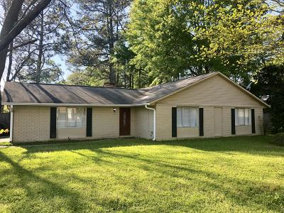 Hattiesburg Single Family Home For Sale: 1005 S 28th Ave.