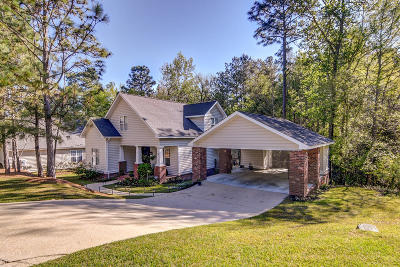 Hattiesburg Single Family Home For Sale: 12 S Stoneridge