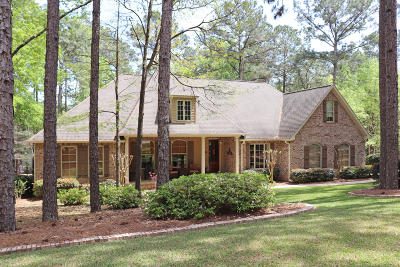 Hattiesburg Single Family Home For Sale: 66 Longwood Dr.