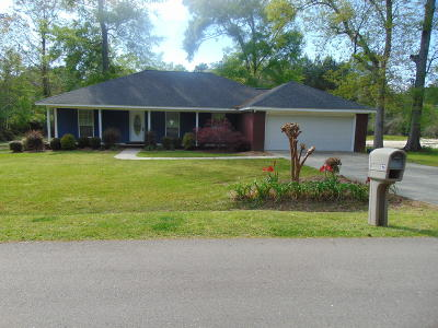 Petal Single Family Home For Sale: 27 Williamsburg Dr.