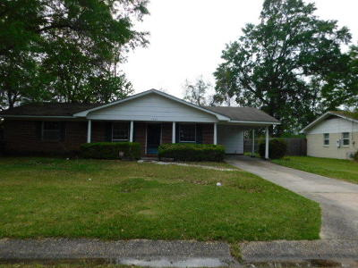 Hattiesburg Single Family Home For Sale: 1407 S 26th St.