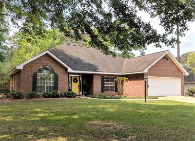 Hattiesburg Single Family Home For Sale: 117 Courtland