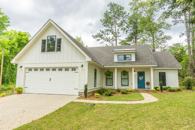 Hattiesburg Single Family Home For Sale: 117 Woodhaven Cir.