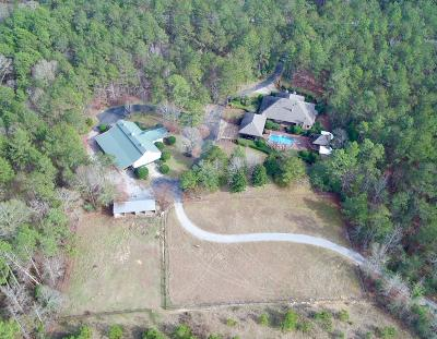 Purvis, Sumrall Single Family Home For Sale: 635 Slade Rd.