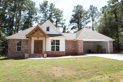 Petal Single Family Home For Sale: 35 Vermont Dr.