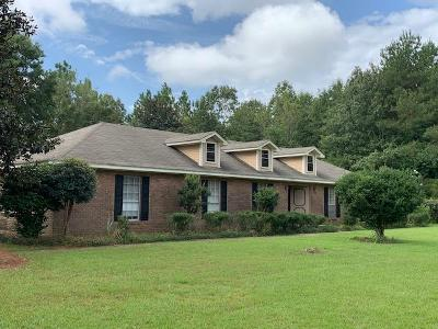 Petal Single Family Home For Sale: 206 Poplar Loop