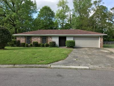 Hattiesburg Single Family Home For Sale: 325 Emerson Dr.