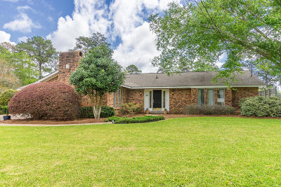 Hattiesburg Single Family Home For Sale: 805 N 30th Ave.