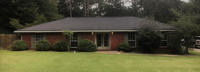 Hattiesburg Single Family Home For Sale: 1014 Lake Estates Dr.