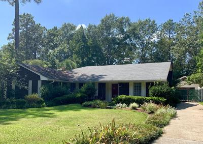 Hattiesburg Single Family Home For Sale: 41 Sharmont Dr.