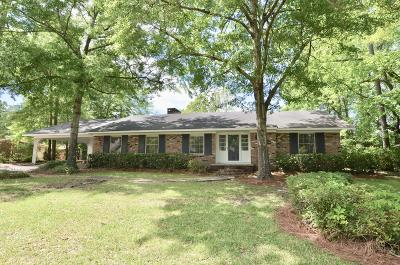 Hattiesburg Single Family Home For Sale: 607 Woodland Hills Dr.